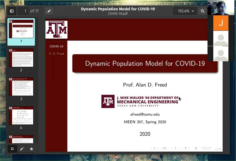 COVID-19 and Engineering Medicine Update